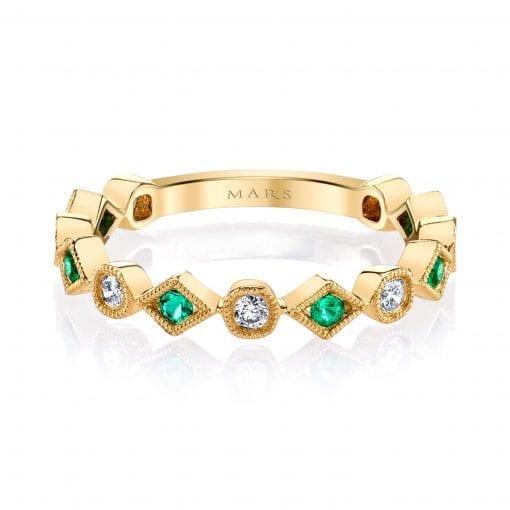 Diamond & Emerald Ring Style #: MARS-26213YGEM|Diamond & Emerald Ring Style #: MARS-26213YGEM|Diamond & Emerald Ring Style #: MARS-26213YGEM|Diamond & Emerald Ring Style #: MARS-26213YGEM
