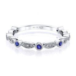Diamond & Saphire Ring Style #: MARS-26935WGBS|Diamond & Saphire Ring Style #: MARS-26935WGBS|Diamond & Saphire Ring Style #: MARS-26935WGBS|Diamond & Saphire Ring Style #: MARS-26935WGBS