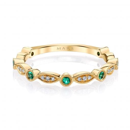 Diamond & Emerald Ring Style #: MARS-26935YGEM Diamond & Emerald Ring Style #: MARS-26935YGEM Diamond & Emerald Ring Style #: MARS-26935YGEM Diamond & Emerald Ring Style #: MARS-26935YGEM