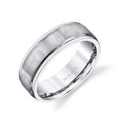Classic Men's Wedding BandStyle #: MARS G121