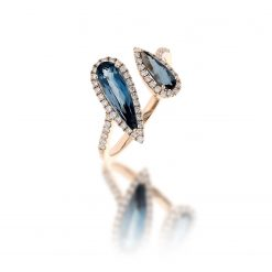 London Topaz RingStyle #: NV1232