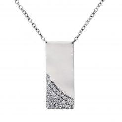 Diamond Necklace<br>Style #: PD10123124