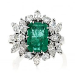 Emerald RingStyle #: MH-RING-EM001
