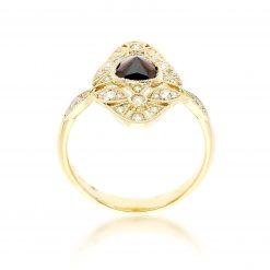 Diamond Slice Ring<br>Style #: PD-10113297