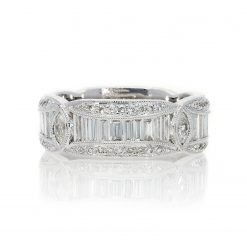 Baguette Diamond RingStyle #: PD-52117