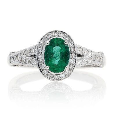 Emerald RingStyle #: PD-72028