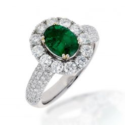 Emerald  RingStyle #: PD-90220