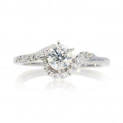 Diamond RingStyle #: MARKS-6686