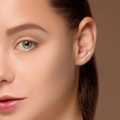 Diamond EarringsStyle #: ANC-SHE061