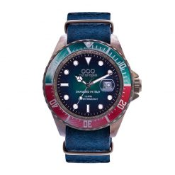 Out of Order SCORPIONE BLUE AND RED<br>SKU #: OOO-001-10.BL