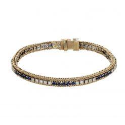 Sapphire BraceletStyle #: MH-BRAC-101