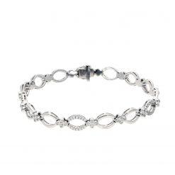 Diamond BraceletStyle #: iMARS-26961