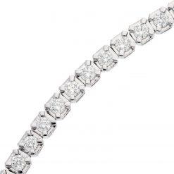Diamond BraceletStyle #: iMARS-26989