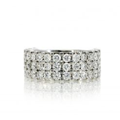 Diamond Ring<br>Style #: MH-FAS-719-01
