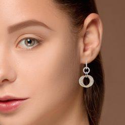 Diamond EarringsStyle #: PD-LQ9447E