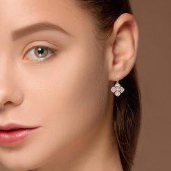Diamond EarringsStyle #: ANC-MY4997