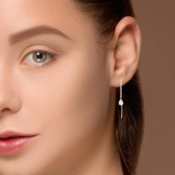 Diamond EarringsStyle #: MK-844865