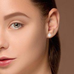 Diamond EarringsStyle #: PD-LQ8848E