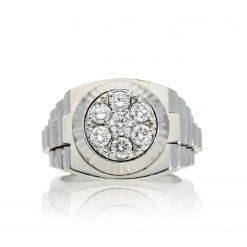 Diamond Ring<br>Style #: PD1757M
