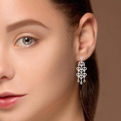 EarringsStyle #: EAR-9809
