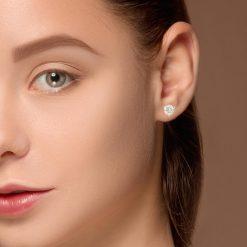 3.10ctw. Diamond EarringsStyle #: ER300-0016