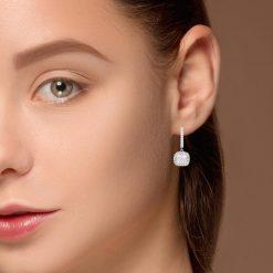 Diamond EarringsStyle #: PD-LQ8643E