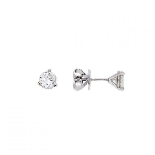0.68ctw. Diamond EarringsStyle #: PP2672-03-12-B