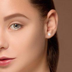 1.40ctw. Diamond EarringsStyle #: PP4520-02-04-C