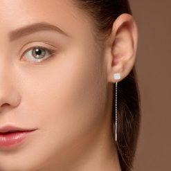 Diamond EarringsStyle #: PP489