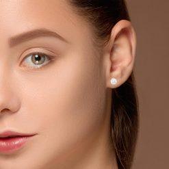 1.66ctw. Diamond EarringsStyle #: PP6651-A