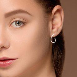 Diamond EarringsStyle #: ANC-AA11345