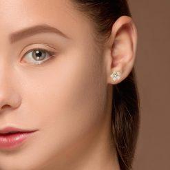 Diamond EarringsStyle #: PD-LQ6921E