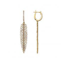 Diamond EarringsStyle #: PD-LQ8325E