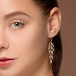 Diamond EarringsStyle #: PD-LQ8915E