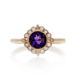 Amethyst RingStyle #: ANC-NV1319