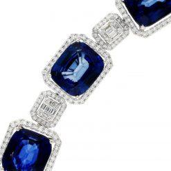 Sapphire BraceletStyle #: JW-BRAC-SP-001