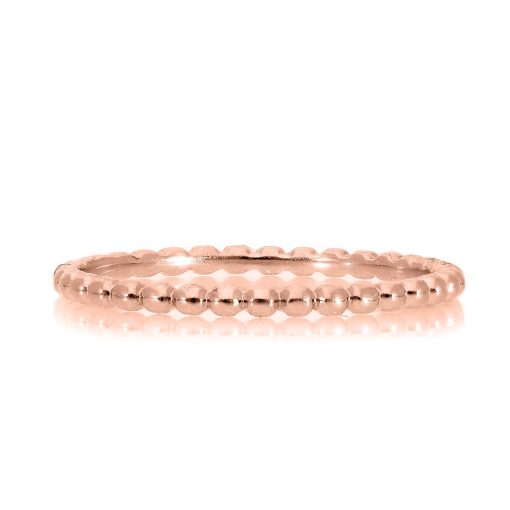 Rose Gold RingStyle #: MARS-26354RG