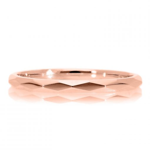 Rose Gold RingStyle #: MARS-27249RG
