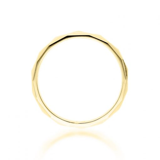 Yellow Gold RingStyle #: MARS-27249YG