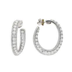 Diamond EarringsStyle #: RIU-38876