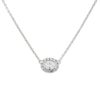 Diamond NecklaceStyle #: MK-857019