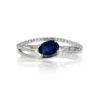 Sapphire RingStyle #: ROY-WC7247S