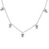 Diamond NecklaceStyle #: ROY-WC8039D