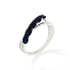 Sapphire RingStyle #: ROY-WC8069S