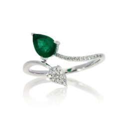 Emerald  RingStyle #: ROY-WC9419E