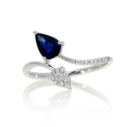 Sapphire RingStyle #: ROY-WC9419S